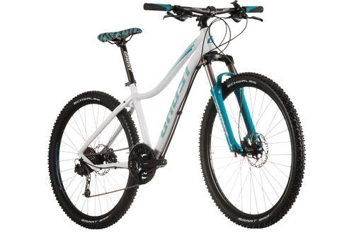 Велосипед Ghost Lanao 3 white/petrol/lightpetrol 2015, фото 1