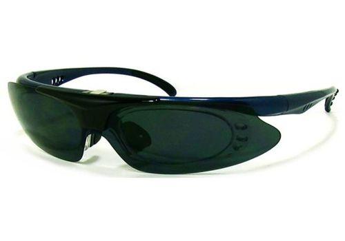 Очки спортивные TW UV400 M22091LN с двумя сменными линзами (GLA-11-01), фото 1
