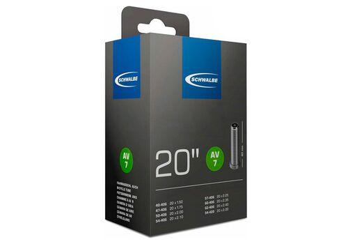 """Камера 20"""" (40/62x406) Schwalbe AV7 40мм EK AGV (TUB-D7-01), фото 1"""