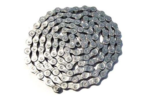 Цепь инд. 116 зв. 1/2x3/32 KMC Z92 silver/silver (CHA-08-08-60), фото 1