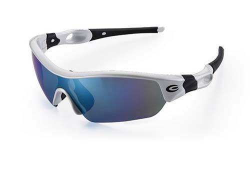 Очки EXUSTAR CSG09-4IN1, 4 линзы в комплекте, белые (GLA-00-95), фото 1