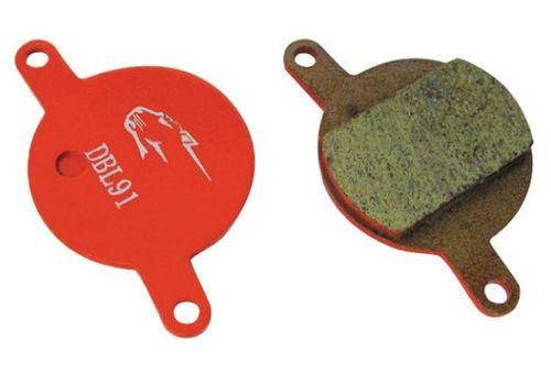 Колодки тормозные диск JAGWIRE Red Mountain Sport DCA014 (2 шт) - Magura Julie (BRS-09-29), фото 1