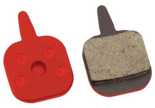 Колодки тормозные диск JAGWIRE Red Zone Comp DCA077 (2 шт) - Tektro IO (BRS-09-36), фото 1