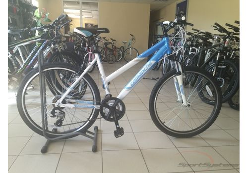 Велосипед Comanche Prairie Comp Lady Голубой-белый, фото 1