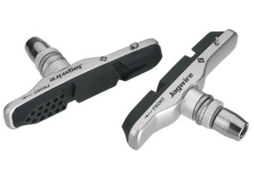 Колодки тормозные MTB v-br. JAGWIRE Switchback Tri-Zone JS91BC - Silver Holder+Pad (BRS-10-16), фото 1
