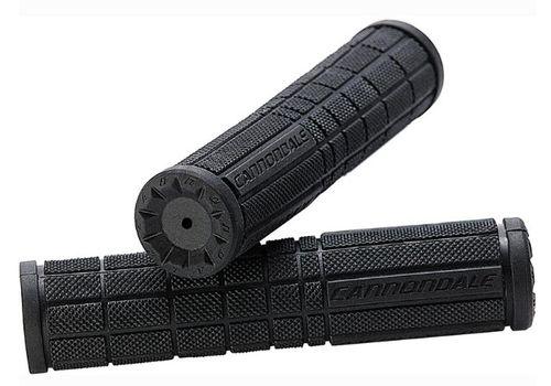 Грипсы Cannondale D2 SLIP ON GRIP, 130мм, 80г, чёрные (GRI-48-86), фото 1