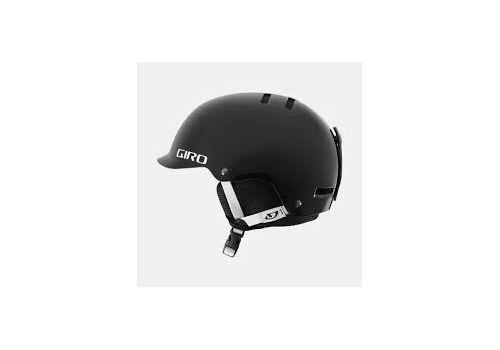 Шлем горнолыжный Giro Vault Black, фото 1