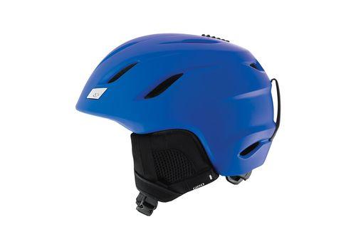Шлем горнолыжный Giro Nine Matte Blue, фото 1