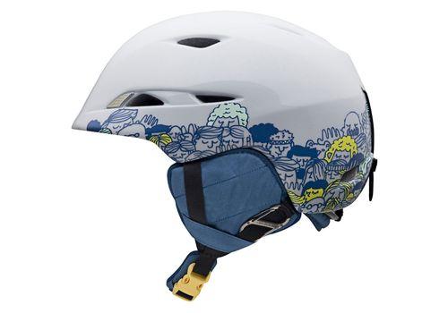 Шлем горнолыжный Giro Montane White Faces, фото 1