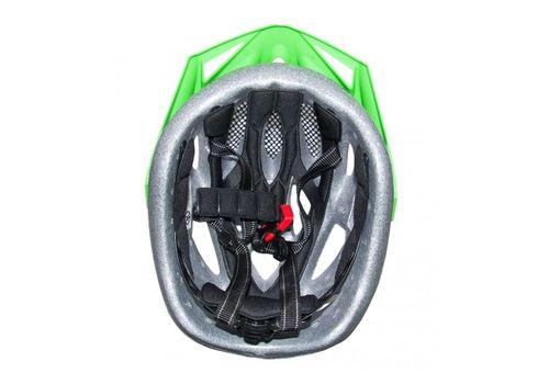 Сменный комплект оборудования на шлем детский Green Cycle FAST FIVE черно-зеленый, фото 1