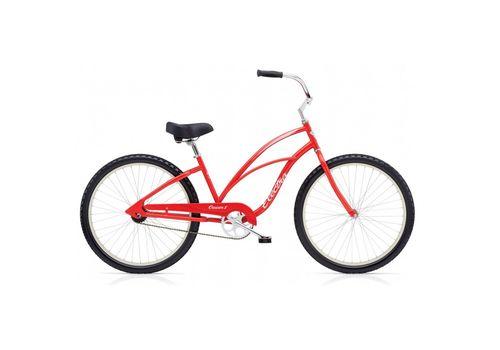 "Велосипед 26"" Electra Cruiser 1 Ladies' Red (SKD-48-82), фото 1"