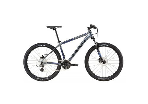 "Велосипед 29"" Cannondale Trail 7 2016 серый, фото 1"
