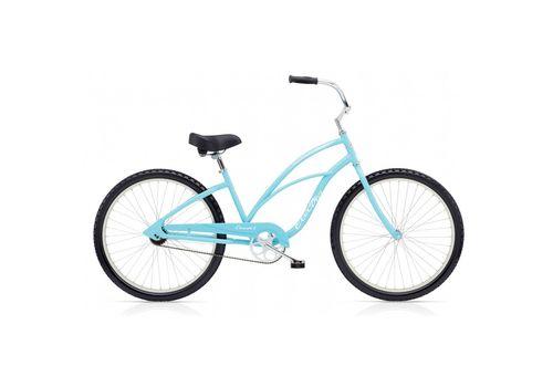"Велосипед 26"" Electra Cruiser 1 Ladies' Blue (SKD-68-25), фото 1"