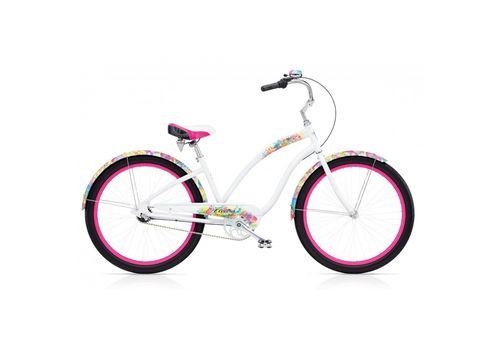 """Велосипед 26"""" Electra Chroma 3i Ladies' White (SKDU-28-40), фото 1"""