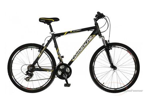 Велосипед Comanche Ontario Sport  Черный-желтый, фото 1