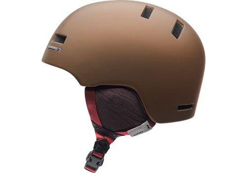 Шлем горнолыжный Giro Shiv Matte Braun, фото 1