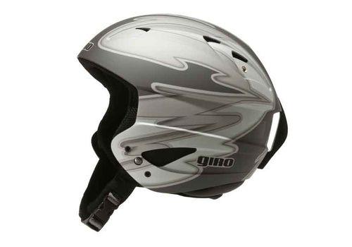 Шлем горнолыжный Giro Talon Matte Titanium Words, фото 1