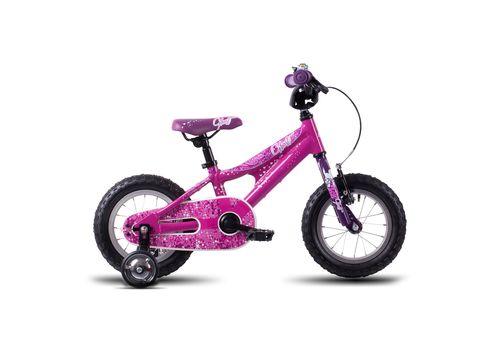 Велосипед Ghost Powerkid 12 pink/white/purple 2016, фото 1