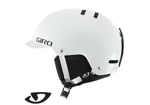 Шлем горнолыжный Giro Vault White, фото 1