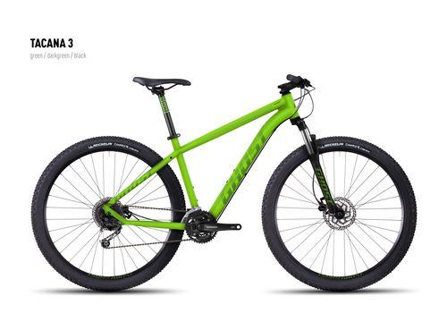 Велосипед Ghost Tacana 3 green/darkgreen/black XS 2016, фото 1