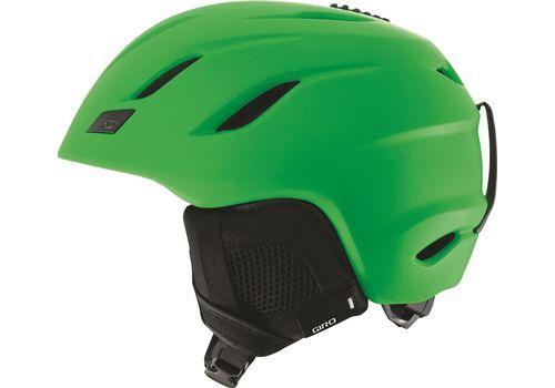 Шлем горнолыжный Giro Nine Plus Matte Light Green, фото 1