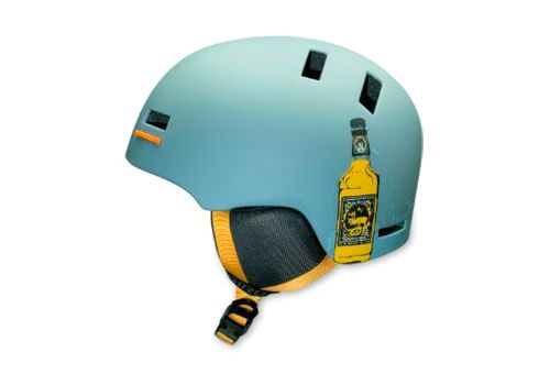 Шлем горнолыжный Giro Shiv SS Рісто Маттіла + аудіо гарн., фото 1