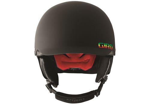 Шлем горнолыжный Giro Discord Matte Black Rasta, фото 1