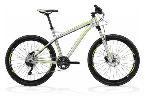 Велосипед Ghost SE 5000 grey/grey/lime green RH34 2013, фото 1