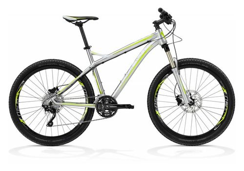 Велосипед Ghost SE 5000 grey/grey/lime green 2013, фото 1