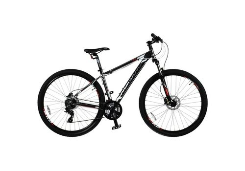 Велосипед Comanche Niagara 29 Comp Титановый, фото 1
