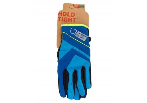 Перчатки Green Cycle NC-2576-2015 WindStop с закрытыми пальцами синие, фото 1
