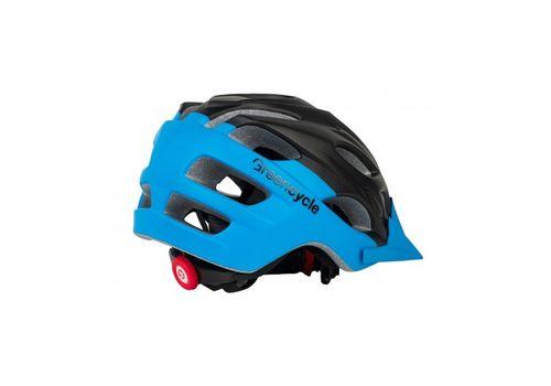 Сменный комплект оборудования на шлем Green Cycle Enduro черно-синий, фото 1