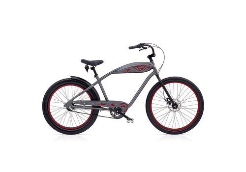 "Велосипед 24""-26"" Electra Relic 3i Mens's Zinc Metallic (SKD-18-80), фото 1"