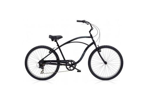 "Велосипед 26"" Electra Cruiser 7D Men's Black (SKD-45-92), фото 1"
