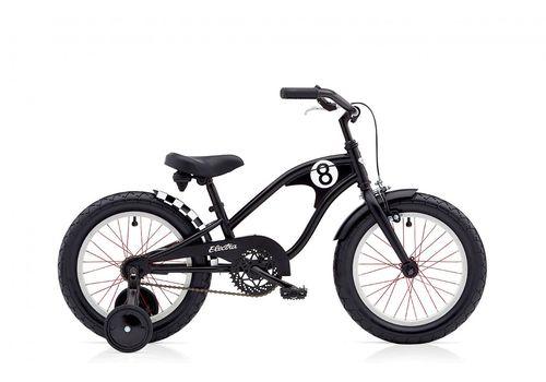 "Велосипед 16"" Electra Straight 8 1 boys Matte black (SKD-02-66), фото 1"