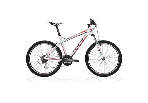 Велосипед Ghost SE 1800 white/black/red 2013, фото 1