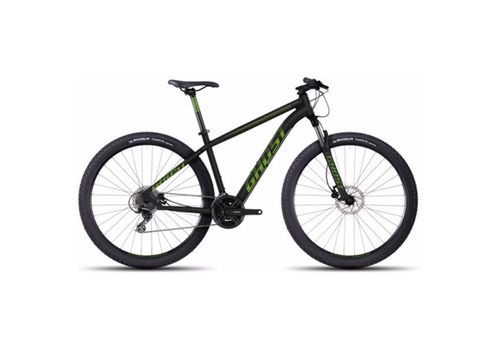 Велосипед Ghost Tacana 2 black/green/gray 2016, фото 1
