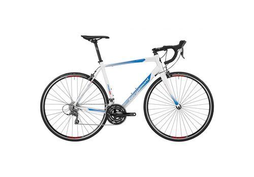 "Велосипед 28"" Bergamont Prime 4.0 2016 pearl white/blue/red, фото 1"