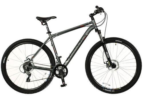 Велосипед Comanche Tomahawk 27 Черный, фото 1