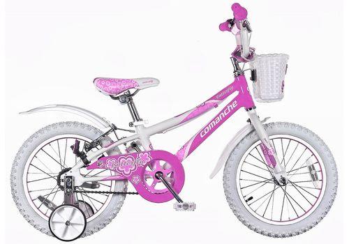 Велосипед Comanche Butterfly W16 Розовый, фото 1