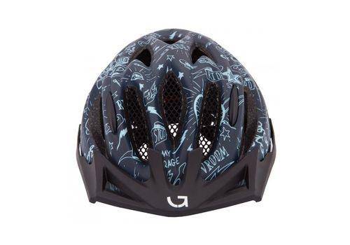 Шлем детский Green Cycle Fast Five темно-синий, фото 1