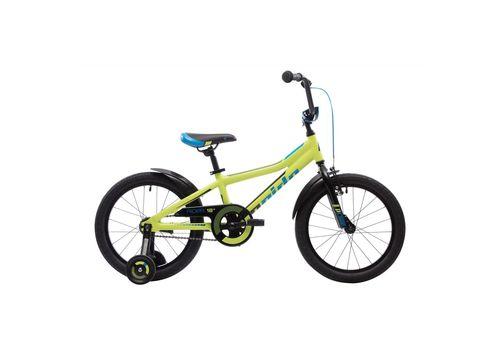 "Велосипед 18"" Pride Rider лайм/голубой/черный 2018 (SKD-42-72), фото 1"