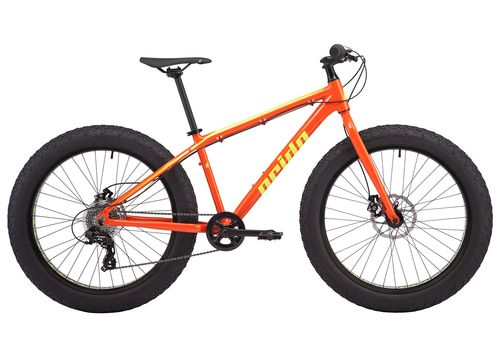"Велосипед 26"" Pride Donut 6.1 оранж/желтый 2018, фото 1"