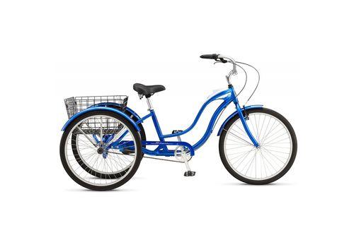 "Велосипед 26"" Schwinn Town&Country blue 2017 (SKD-12-76), фото 1"
