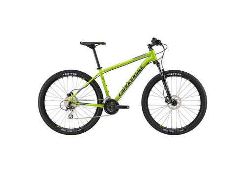 "Велосипед 29"" Cannondale Trail 6 2017 GRN зеленый, фото 1"