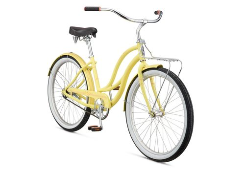 "Велосипед 26"" Schwinn Slik Chik Women yellow 2017 (SKD-89-36), фото 2"