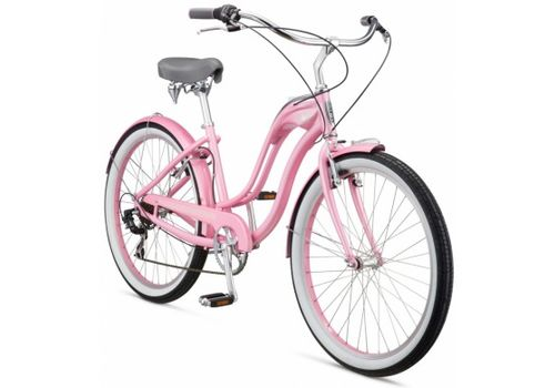 "Велосипед 26"" Schwinn Hollywood Women pink 2017 (SKD-66-22), фото 2"