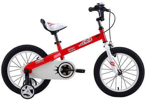 """Велосипед 18"""" RoyalBaby Honey, красный, фото 1"""