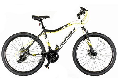 """Велосипед Ranger Magnum 26"""" Disc  Белый-черный-желтый, фото 1"""