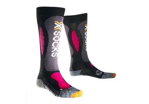 Термоноски X-Socks Ski Carving Silver Woman X0A (X20357), фото 1